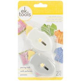 EK Tools Piercing Tools 2/Pkg