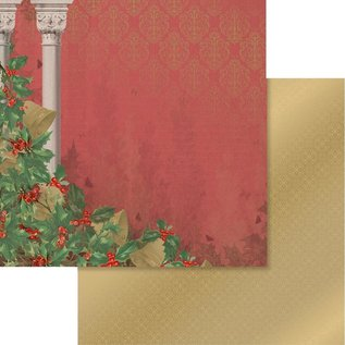 """Couture Creations Naughty Or Nice Double-Sided Paper 12""""X12"""" n° 08"""