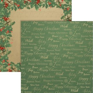 "Couture Creations Naughty Or Nice Double-Sided Paper 12""X12"" n° 10"