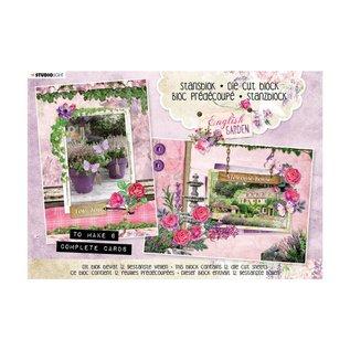 Studio Light Studio Light Stansblok A4 12 vel Summer Breeze nr.92 STANSBLOKSL92