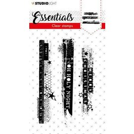 Studio Light Studio Light Clear Stamp A7 Essentials nr. 470