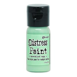 Ranger NIEUW Tim Holtz Distress Paint Flip Cap Bottle 29ml - Speckled Egg