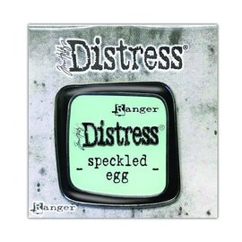 Ranger NIEUW Tim Holtz Distress Pin-Carded - Speckled Egg