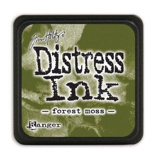 "Ranger Tim Holtz Distress MINI Ink Pad ""Groene tinten"""