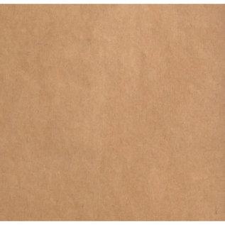 Florence • Cardstock smooth 30,5x30,5cm Kraft dark  20st.