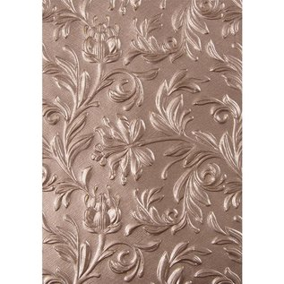 "Sizzix Sizzix 3D Texture Fades Embossing Folder By Tim Holtz    ""Botanical"""