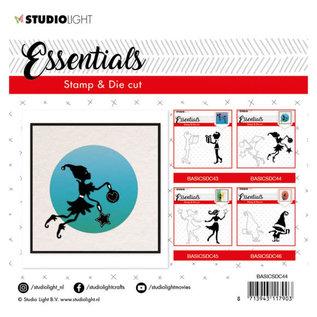 Studio Light Studio Light • Stamp & die cut Essentials nr.44