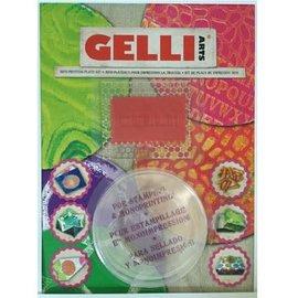 Gelli Arts - Mini Kit Round
