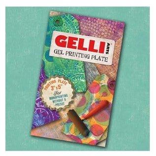 Gelli Arts -  Maat / Inhoud: 7.62x12.7cm