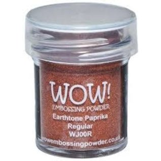 Wow Wow! Earth Tone Paprika Regular