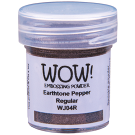 Wow Wow! Earthtone Pepper Regular