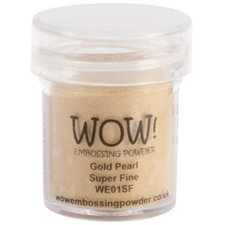 Wow Wow! Gold  Pearl Super Fine