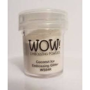 Wow Wow! Coconut Ice Embossing Glitter