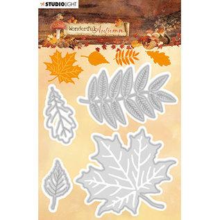Studio Light Cutting & Embossing Die Wonderful Autumn, nr.308