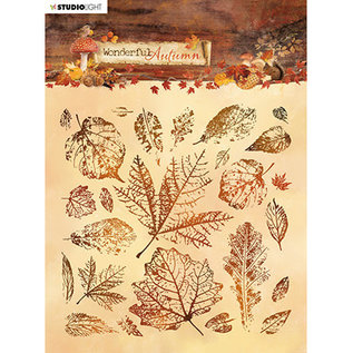 Studio Light Clear Stamp Wonderful Autumn, nr.483