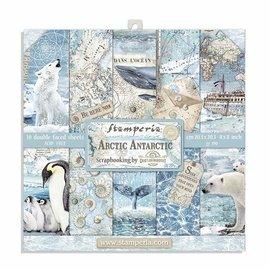 stamperia Stamperia Arctic Antarctic 8x8 Inch Paper Pack