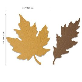 Sizzix Sizzix Bigz Die - Autumnal Leaves  Jenna Rushforth