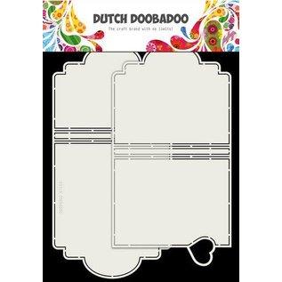 Dutch Doobadoo Dutch Doobadoo Card Art A4 Mini album set