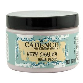 Cadence Cadence Very Chalky Home Decor (ultra mat) Mallow150 ml