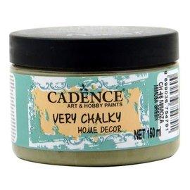 Cadence Cadence Very Chalky Home Decor (ultra mat) Mimosa groen  150 ml
