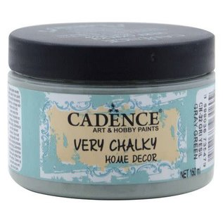 Cadence Cadence Very Chalky Home Decor (ultra mat) Grijs groen  150 ml