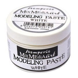 stamperia Stamperia Modelling Paste 150ml White