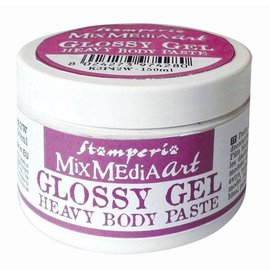 stamperia Stamperia Glossy Gel 150ml Heavy Body Paste