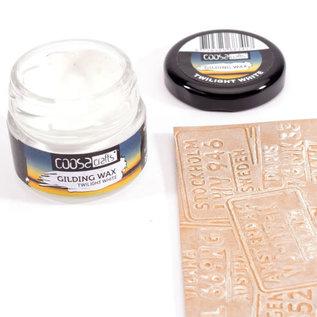CoosaCrafts COOSA Crafts • Gilding wax twilight white 20ml
