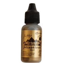 Ranger Adirondack alcohol ink metallic mixatives Gold