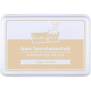 "Lawn Fawn Premium Dye Ink Pad ""Sugar Cookie"""