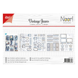 Joy! crafts Noor - Vintage Jeans