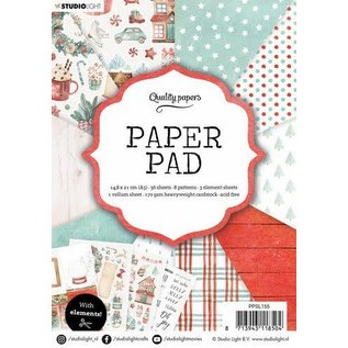Studio Light Studio Light Paper Pad A5 36 Sheets nr.155