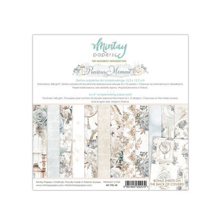 Mintay Mintay Papers  - Precious Moment - 6x6 Paper Pad