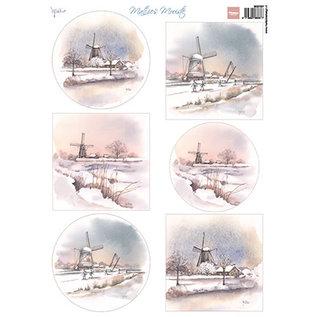 Mattie's Mooiste Windmills