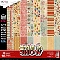 Ciao Bella Ciao Bella The Greatest Show Double-Sided Patterns Pad