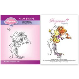 Pergamano WHIMSY POPPETS - POLLY STAMP