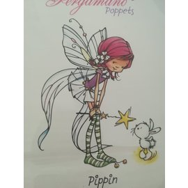 Pergamano WHIMSY POPPETS - PEPPIN STAMP