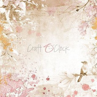 Craft O' Clock Craft o clock TIME OF REFLEXION 8x8