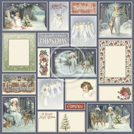 Pion design Pion Design  A Christmas to remember Angels all around