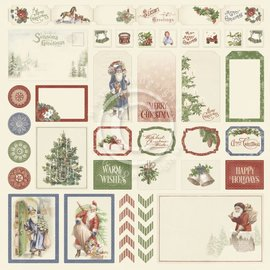 Pion design Pion Design  A Christmas to remember Cut Outs