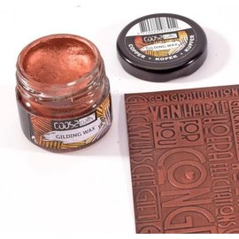 CoosaCrafts COOSA Crafts • Gilding wax Copper  20ml