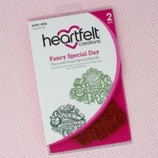 Heartfelt Elegant Special Day  Cling stamps 2st