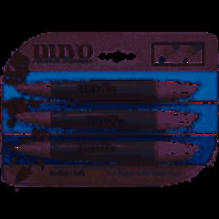 Tonic Studios Nuvo alcohol marker pen x3 - indigo ink