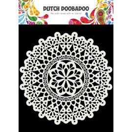 Dutch Doobadoo Dutch Doobadoo Mask Art 15x15cm mandala
