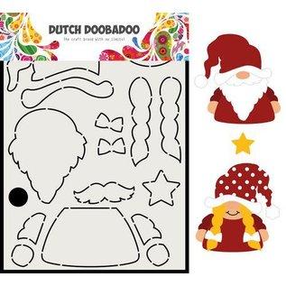 Dutch Doobadoo Dutch Doobadoo Card Art Built up Gnome
