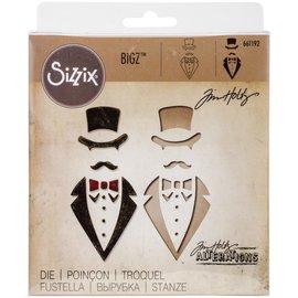 Sizzix Sizzix Tim Holz Dapper - Elegant