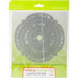 Tonic Studios Tonic Essentials Twisting Veranda  11pcs