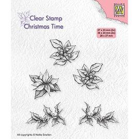 Studio Light SL Clear Stamp Winter Charm, nr.493