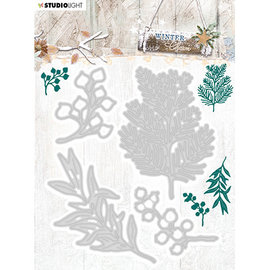 Studio Light SL Cutting & Embossing Die Winter Charm, nr.323