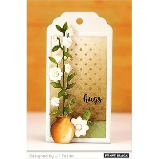 Penny Black Gift Tag